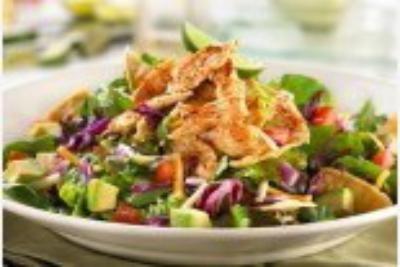 cezar, salata, , desert, za, dve, osobe, u, restoranu, sat, na, zemunskom, keju