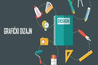 Grafički dizajn za 3400 din - kompletan kurs